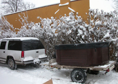 029 Rain or snow - Delivery in Denver CO