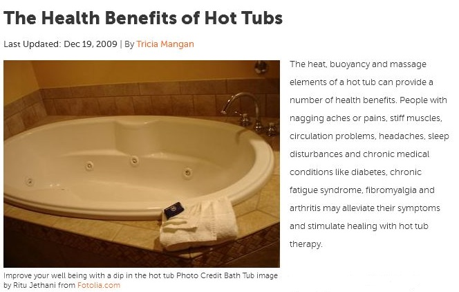 Tips For Choosing A Hot Tub In Albuquerque That Offers Health Benefits