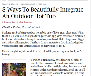 Warm Pointers: Considerations before Buying Hot Tubs in Albuquerque